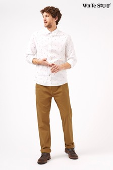 White Stuff Brown Banbury Stretch Chino