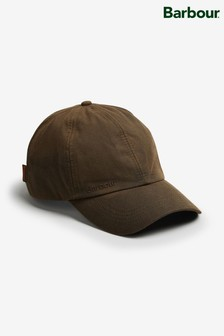 Barbour® Wax Black Sports Cap