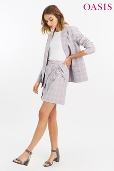 Oasis Pastel Bow Mini Skirt