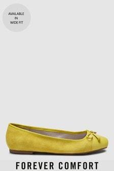 Forever Comfort® Ballerinas