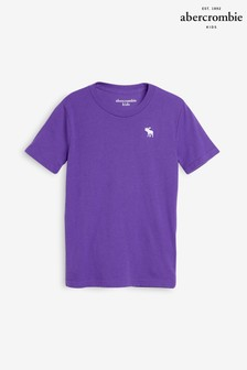 6b7ea787b Older Boys Younger Boys tops T-Shirts Purple Tshirts | Next Ireland