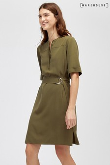 Warehouse D-Ring Shirt Dress