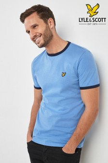 T-shirt Lyle & Scott Ringer