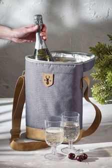2 Person Wine Bottle Bag
