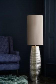 floor lamps tripod led floor lights next official site. Black Bedroom Furniture Sets. Home Design Ideas