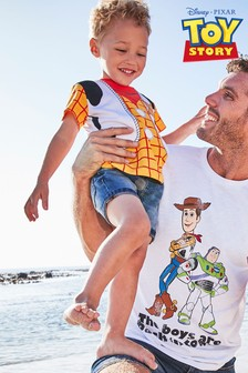 Toy Story Woody T-Shirt (3mths-8yrs)