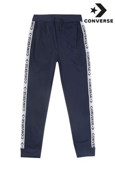 Converse Boys Wordmark Taping Tricot Track Joggers