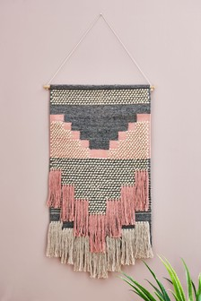 Fabric Wall Hanging Art