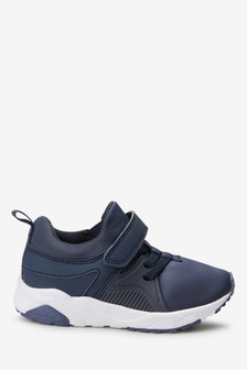 Elastic Lace Trainers (Younger)