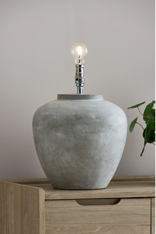 Lydford Table Lamp Base Only