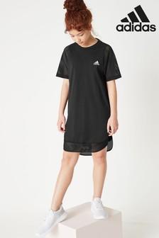 adidas Black ID Tee Dress