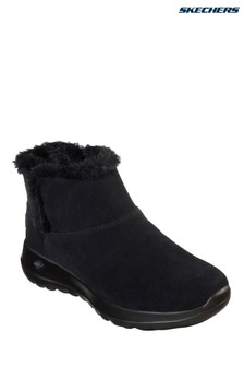 Skechers® Black On The Go Bundle Up Boot