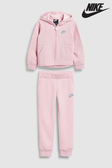 Nike Little Kids Pink Pant Set