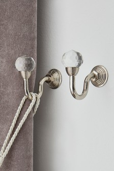 Set of 2 Chic Hooks