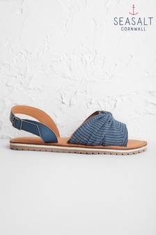 Seasalt Blue Church Fields Sandal