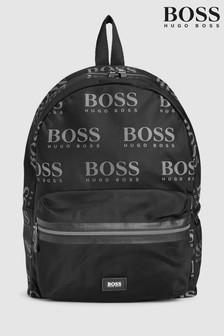 BOSS Black Icon Logo Backpack