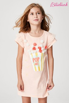 Billie Blush Popcorn Tee
