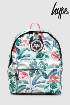 Hype. Floral Backpack