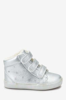 Touch Fastening High Tops (Younger)