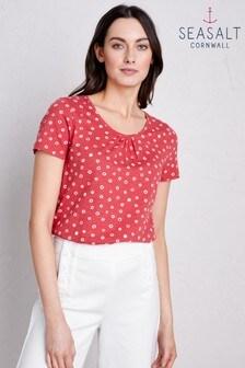 Seasalt Red Siren Song T-Shirt