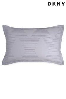 DKNY Geo Clip Pillowcase