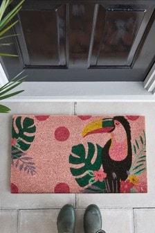 Toucan Doormat