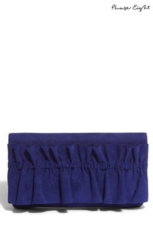 Phase Eight Romy Ruffle Front Clutch
