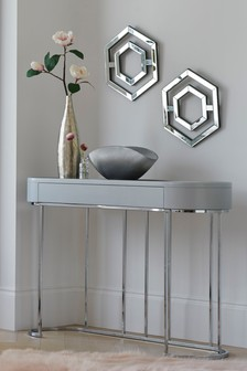 Sloane Marble Console Table