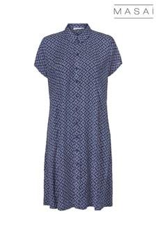 Masai Blue Nene Dress