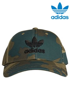 adidas Originals Kids Camo Baseball Cap
