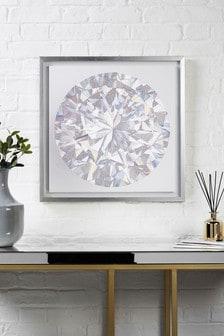 Small Diamond Frame