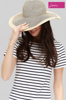 Joules Natural Myla Sun Hat