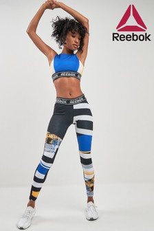 Reebok Graphic Engineered Tight
