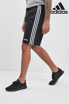 adidas 3 Stripe Fleece Short
