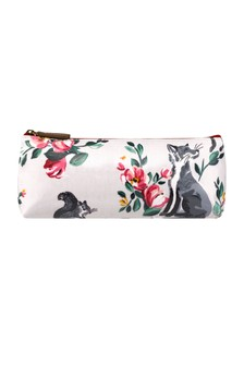 Cath Kidston® Badgers And Friends Trapeze Pencil Case