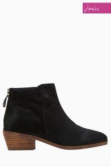 Joules Black Langham Luxe Boot