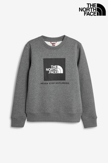 The North Face® Youth Black Box Crew