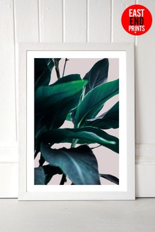 Leaves IV by Marieke Bohemer Framed Print