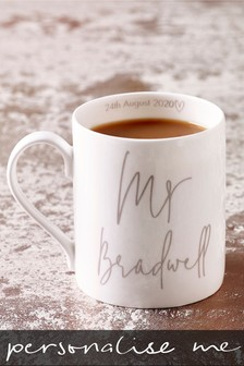 Personalised Est In 2019 Mr Mug