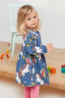 שמלה ספורטיבית (3 חודשים-7 שנים)