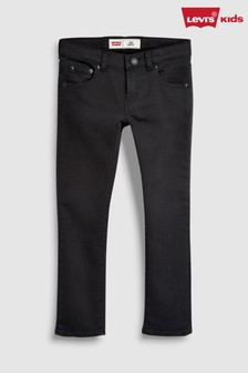 Levi's® Kids 510™ Black Skinny Fit Jean