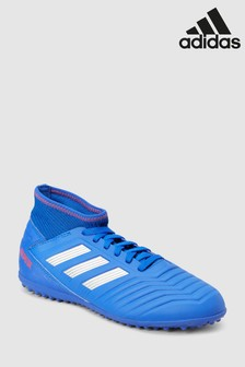 adidas Blue Exhibit Predator Turf Junior & Youth