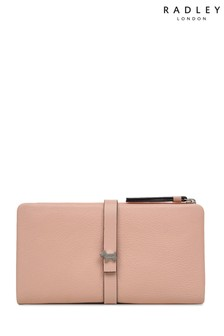 Radley London Pink West View Large Bifold Matinee Purse