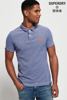 Superdry Classic Poolside Pique Poloshirt