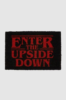 Stranger Things Enter The Upside Down Door Mat