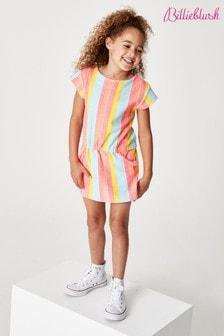 Платье в разноцветную полоску Billie Blush