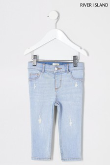 River Island Denim Light Santana Molly Jean