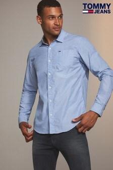 Tommy Jeans Blue Classics Shirt