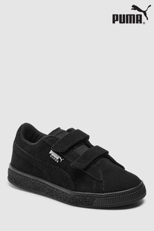 Puma® Suede Velcro Infant Trainer