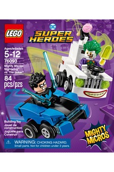 LEGO® Super Heroes Mighty Micros: Nightwing™ Vs. The Joker™
